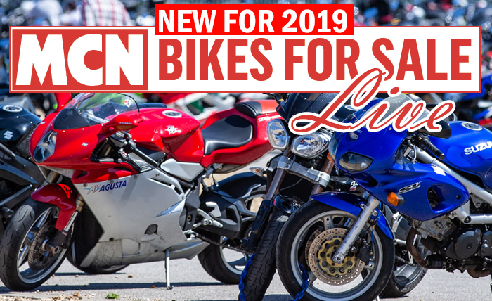 Bikes for sale live