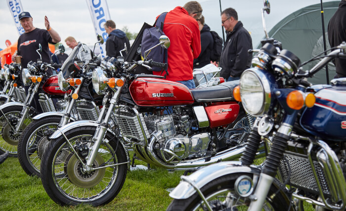 motorcycle racing MCN festival clubs